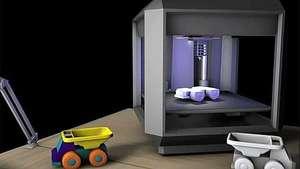 Así funcionan las impresoras 3D Video: