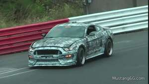 Video: Primeras imágenes del Ford Mustang SVT Video: