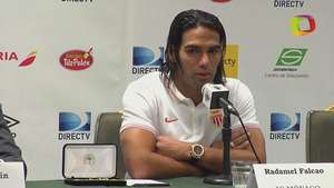 Radamel Falcao recibe las llaves de Miami Video: