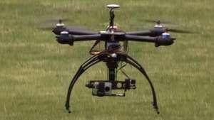 Drones hechos en Colombia benefician proyectos de ingeniería Video: