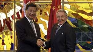 Cuba y China estrechan lazos Video: