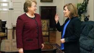 Chile y España reafirman su alianza estratégica Video: