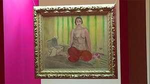 Matisse robado vuelve a museo de Caracas Video: