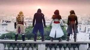 Jóvenes hacen realidad el juego Assassin's Creed Video: