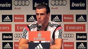Gareth Bale reconoce que James