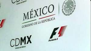 México regresa a la Fórmula 1 Video: