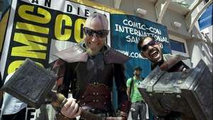 Comic-Con se toma San Diego en su 45 edición Video: