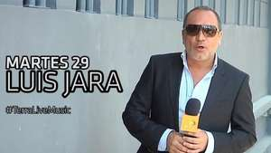 Luis Jara llega a Terra Live Music Video: