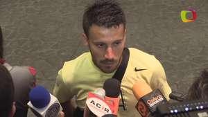Daniel Guerrero, aliviado tras no ser expulsado ante Xolos Video: