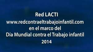 Red contra el trabajo Infantil Video: