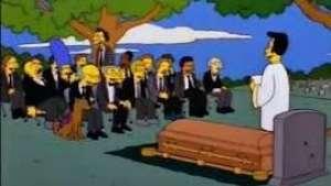 Qué personaje de los Simpson muere en la próxima temporada? Video: