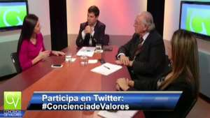 Conciencia de Valores: ¿Despenalizar o legalizar el aborto? Video: