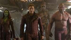 'Guardianes de la Galaxia' llega a las salas de cine de EE.UU. Video: