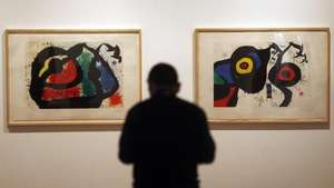La vanguardia de Joan Miró regresa a Chile Video: