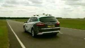 Reino Unido permitirá la circulación de autos sin conductor Video: