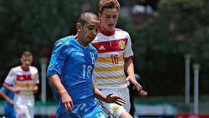 Honduras gana 2-0 a Escocia, 3ª Copa de Naciones 2014 Video:
