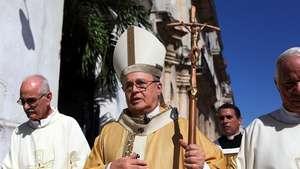 Cardenal cubano celebra sus 50 años de sacerdocio en La Habana Video: