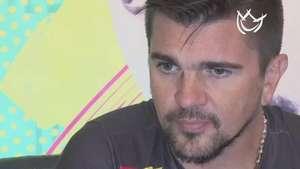 Juanes quiere dueto con Shakira Video: