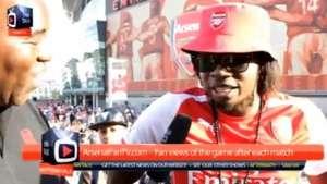 Hinchas del Arsenal ya tienen un cántico para Alexis Video: