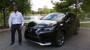 Video: Prueba Lexus NX 2015 Video: