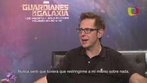 James Gunn, el descarado director de 'Guardianes de la Galaxia' Video: