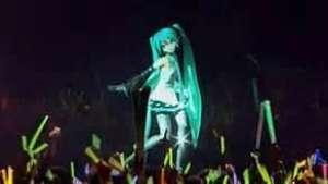 Hatsune Miku, la cantante que no existe y factura millones Video: