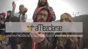 Educación 2020 lanza campaña anti segregación con Américo Video: