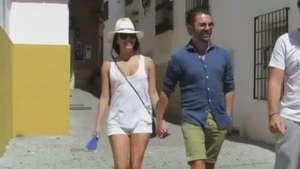 Eva Longoria enseña Marbella a su novio Video: