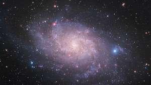 Telescopio VST capta al detalle la galaxia Messier 33 Video: