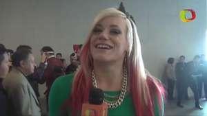 Taya está dispuesta a ser la nueva Reina de Reinas AAA Video:
