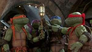 Las 'Tortugas Ninja' llegan a la pantalla grande en EE.UU. Video: