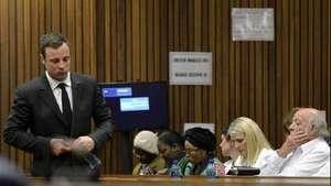 Pistorius sabrá sentencia el 11 de septiembre Video: