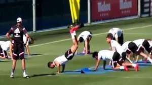 La increíble destreza física de Cristiano Ronaldo Video: