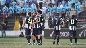 Alianza Lima derrota 2-1 a Sporting Cristal Video: