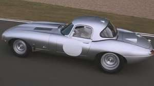 Video: Jaguar Lightweight E-type Video:
