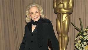 Hollywood dice adiós a la estrella Lauren Bacall Video: