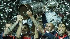 San Lorenzo es campeón de la Copa Libertadores de América Video: