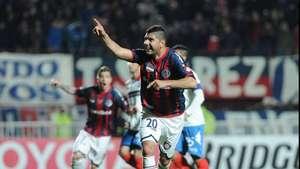 Mira el gol de Ortigoza que le dio la Copa a San Lorenzo Video: