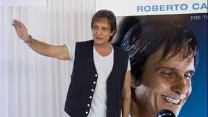 """Roberto Carlos presenta en México """"Este tipo soy yo"""" Video:"""