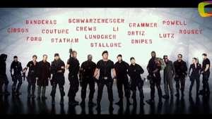 Antonio Banderas y Víctor Ortiz los nuevos chicos duros en 'The Expendables 3'  Video: