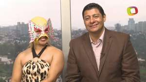 Princesa Sugey quiere la copa del Aniversario 81 del CMLL Video: