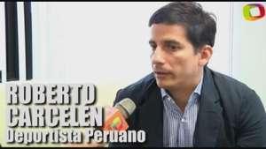 Roberto Carcelén da detalles de su fundación de ayuda a niños peruanos Video: