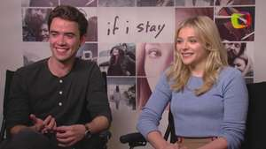 'If I Stay': ¡Ay Dios mio! Chloë Moretz y Jamie Blackley te hacen llorar Video: