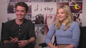 'If I Stay': ¡Ay Dios mio! Chloë Moretz y Jamie Blackley te hacen llorar Video:
