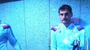 ¡Todo mal! España habla de este polémico video de Casillas Video: