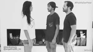 Ángel y Lara: el beso perfecto 2/2 Video: