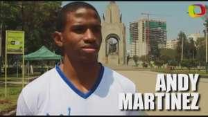 Andy Martínez: el hombre que le ganó la carrera al destino Video: