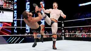 WWE Main Event: El Campeón de Estados Unidos arrasa a Curtis Axel Video:
