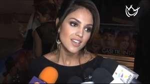 Eiza González no piensa en el amor Video: