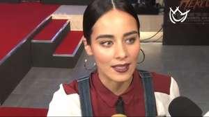 Esmeralda Pimentel asustada con protagónico Video: